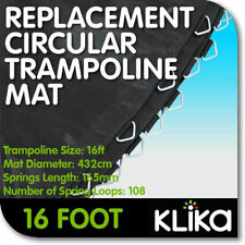 16ft Replacement Trampoline Mat Round Outdoor Spare Parts