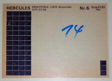 Variorollen Gewichte 15x12 5.8 für Hercules CV 80