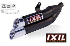 IXIL Hyperlow black XL Edelstahl-Endtopf für Kawasaki Z 900, 17- (Euro4)