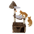 New Cat Tree Tower Condo Furniture Scratch Post Kitty Pet House Play 47""
