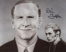 Dan Gable Signed 8x10 Auto Autograph 1972 Olympic Gold Wrestling Legend