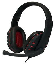 LogiLink HS0033 Schwarz Kopfbügel Headset für Multi-Plattform