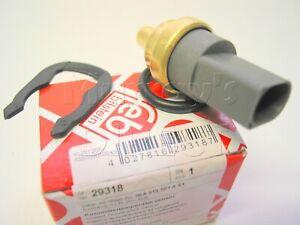 Grey Coolant Temperature Sender Sensor FEBI  VW Audi SEAT Skoda 06A919501A