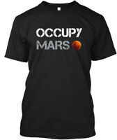 Long-lasting Occupy Mars - Hanes Tagless Tee T-Shirt Hanes Tagless Tee T-Shirt