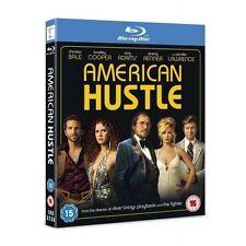 American Hustle Blu-ray 2013 DVD 5017239152351