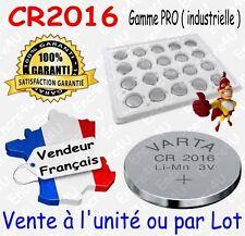 5 piles VARTA Lithium 3V CR2032 BULK DLU 2026 Dispo aussi LR6 LR03 CR2025 CR2016