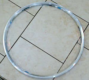 H Plus Son Archetype Polished Silver Rim 28h NEW w Campagnolo Sigma Decals