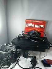 Sony Playstation 2 BLACK Console PS2 System ONLY Model SCPH-30001