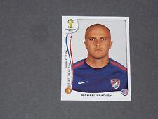 555 BRADLEY TORONTO FC SOCCER USA PANINI FOOTBALL FIFA WORLD CUP 2014 BRASIL