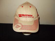 Warrior Custom Golf Clubs Irons drivers wedges velcro strapback hat sku30