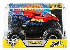 Hot Wheels Monster Jam Spiderman 2016 Truck 1 24