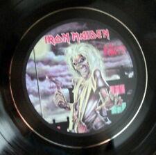 IRON MAIDEN KILLERS  HEAVY METAL VINYL LP RETRO BOWL IDEAL GIFT HIGH QUALITY....