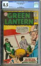 GREEN LANTERN #17 CGC 8.5 OW PAGES