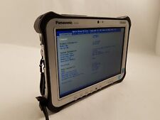 Panasonic ToughPad FZ-G1 Intel i5-4310U 2GHz 8GB RAM No HDD 30370H*Good Touch CC