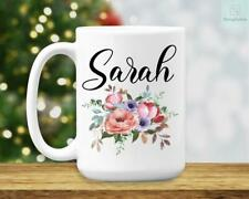 Personalized Name Mug For Women & Girls Personalized Gift For Her Custom Name