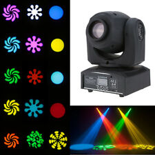 1pcs Lixada 50W DMX512 Mini Moving Head Bühnenlicht RGBW LED 9/11 Kanal Licht