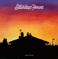 "Saturday's Heroes : Hometown Serenade VINYL 12"" Album Coloured Vinyl (2015)"