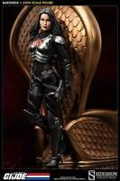 "Baroness Cobra The Enemy 1/6 Military Army G.I. Joe 12"" Figur Sideshow"
