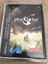 Mega Drive - Pier Solar and the Great Architects (boxed) Reprint Edition *New*