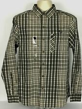 Columbia Sportswear Omni-Wick Long Sleeve Button Front Shirt Mens Small NEW