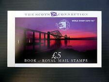 GB 1989 Scots Connection Prestige Booklet + Worlds Expo OPT Special Price NB415
