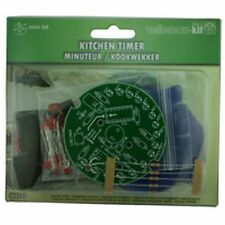 Velleman Project Kitchen Timer Electronics Kit MK128
