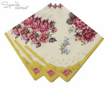 Shabby Chic/Vintage Paper Napkins-Tea Party-FULL TRULY SCRUMPTIOUS RANGE IN SHOP