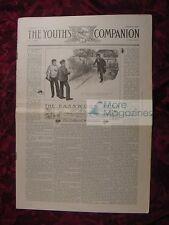THE YOUTH's COMPANION April 2 1903 Arthur McFarlane Honor M Price Susan Glaspell