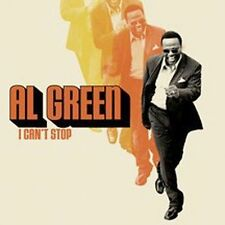 I Can't Stop by Al Green (CD)