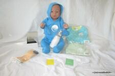 NEW RealCare 3 Baby Think it Over Doll Caucasian White Boy Male + Accessories