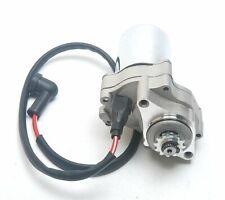 quad atv pit dirt bike 2 hole starter motor lifan electric start 50cc to 150cc