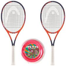 Head Graphene Touch Radical MP x 2 + 200 m-ruolo Grip 3-4 3/8 Tennis Racquet