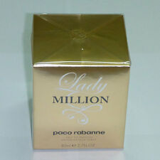 Paco Rabanne Lady Million 2.7oz 80ml Women EDP Original & Sealed New in Box