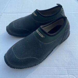 Mudruckers Mud Waterproof Boot Slip On Shoe Woman's Size 9 Men's 8