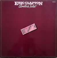 Eric Clapton LP Another Ticket - France (VG+/VG+)