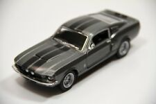 "New Kinsmart 5"" 1967 Shelby GT-500 Ford Mustang Diecast Model Toy Car 1:38 Grey"