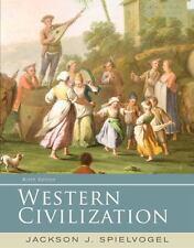 Western Civilization by Jackson J. Spielvogel (2014, Hardcover)