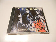 """Medicine Men """"Keepers of the sacred fire"""" 1992 cd Savage records USA"""