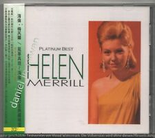Helen Merrill:  Platinum Best (2014) 2-CD OBI TAIWAN