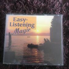 EASY-LISTENING MAGIC CD. READERS DIGEST. 40 SONGS