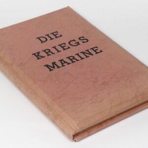 Stereo View Book German Kriegsmarine Navy w/100 Photos Raumbild Verlag U-Boat