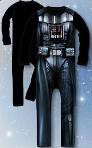 Star Wars Darth Vader Storm Trooper Dress Up One Piece  Ages 4 5 6 7 years