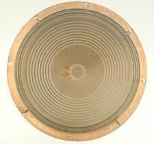 "vintage * ZENITH 6C22  part:  Tested / Working 10"" MAGNET SPEAKER  # 49CR581"