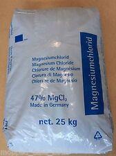 Magnesiumchlorid Hexahydrat 25 kg MgCl2