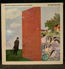 George Harrison Wonderwall Music Apple 1971 UK Pressing SAPCOR 1