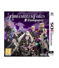 Video juego Nintendo 3DS Fire Emblem Fates conquista