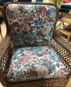 Floral Chair Cushion Set