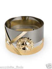 New Anthony Vaccarello X Versus Versace cuff bracelet