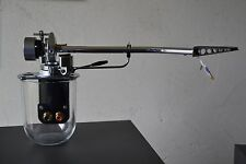 BOXED SME 3009 S2 IMPROVED NON-DETACHABLE HEADSHELL TONEARM SILVER WIRED