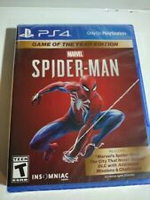 Marvel's Spider-Man: Game of The Year Edition - Sony PlayStation 4